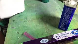 How to strip epoxy tumblers the EASY way