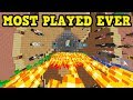 Minecraft PE - Most Popular UNOFFICIAL Server EVER