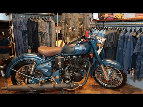 Royal Enfield World War Inspired Classic 500 Limited Edition Unveiled