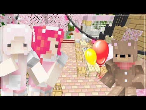 "Minecraft Maids ""SUGAR'S BIRTHDAY!"" Roleplay ♡59"