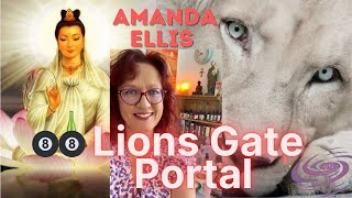 Lions Gate Quan Yin Blessing, Activation & Teaching