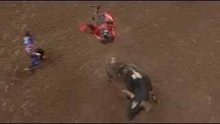 Spotted Demon Terrorizing Cowboys | Wrecks