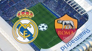 Real Madrid vs Roma | 3 - 0
