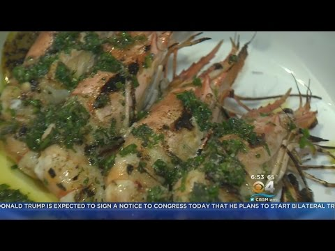 Upland Mixes A Taste Of California With South Florida Spices