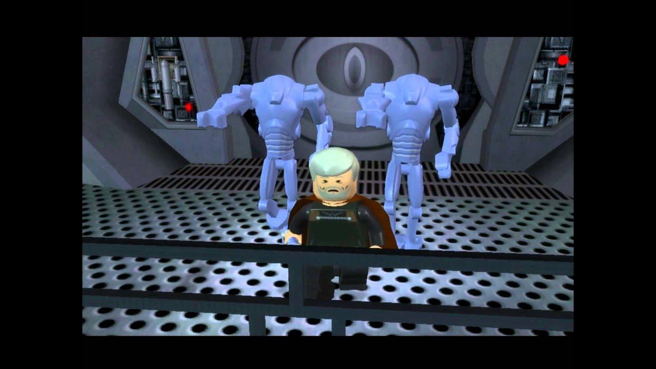Lego Star Wars Komplette Saga