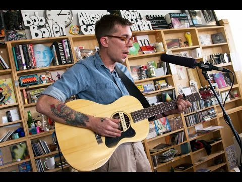 Justin Townes Earle: NPR Music Tiny Desk Concert