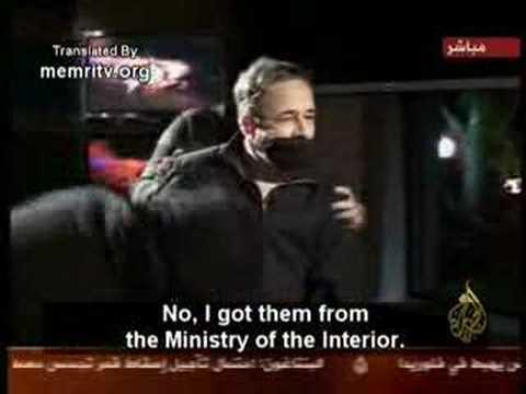 al-Jazeera Satire on Arab TV Freedom of Speech