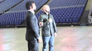 DAVID HAYE REFUSES SECOND FACE OFF WITH MARK DE MORI DURING MEDIA PHOTO CALL @ LONDON'S o2 (HD)