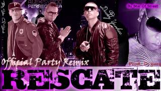 """♣""""RESCATE""""♣ (Official Party Remix)-Alex y Fido Ft. Daddy Yankee (Prod. Dj Gury) HD"""