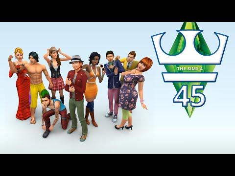 Jirka Hraje - The Sims 4 E45 - Dvojtý narozeniny