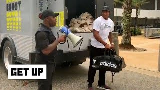 Jalen Ramsey arrives at Jaguars training camp in an armored truck | Get Up