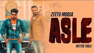 Asle (Official ) | Zeetu Moosa | Ranjha G | Latest Punjabi Songs 2019 | Trenzo Music