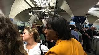 NJ Transit's train diversions to Hoboken hit one snag Monday