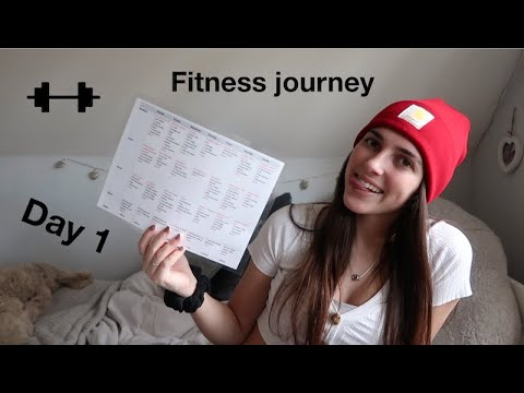 Fitness February|Workout|Meal Plans|Shopping|VLOG 07
