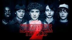 STRANGER THINGS Staffel 2 - Review & Kritik der nostaligischen Netflix Serie zu Halloween 2017