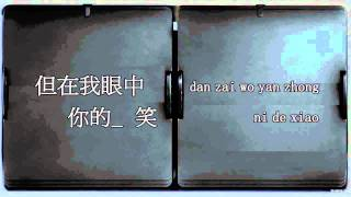 依然愛你 Yi Ran Ai Ni - 王力宏 Wang LeeHom  (Instrumental \ Karaoke with pinyin lyrics)