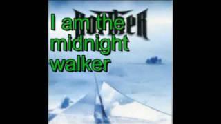Norther - Midnight Walker ( Lyrics )