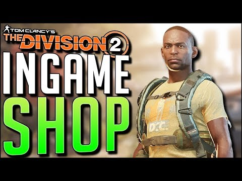 SHOP in The Division 2 - DerSorbus, zweiter Monitor & Entwicklung von Assassin's Creed thumbnail