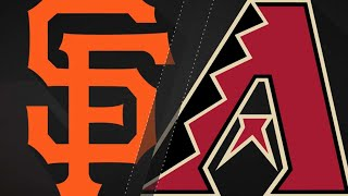 8/26/17: Walker, two homers lift D-backs past Giants