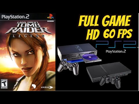 Tomb Raider: Legend (PS2) 100% ALL SECRETS Walkthrough Gameplay NO COMMENTARY