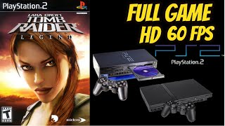 Tomb Raider: Legend (PS2) 100% ALL SECRETS Walkthrough Gameplay NO COMMENTARY