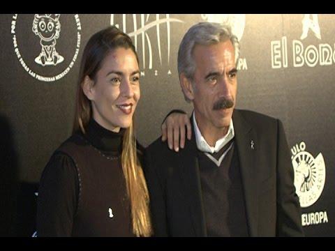 Imanol Arias confirma su ruptura con Irene Meritxell