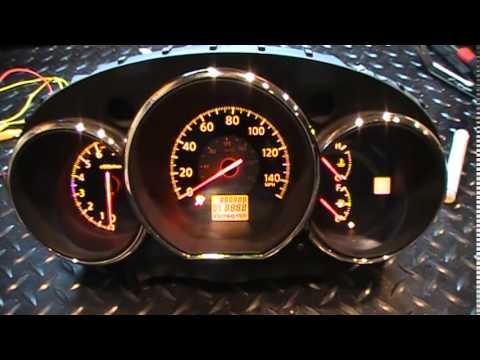 2010 Nissan Maxima Wiring Diagram 1997 Subaru Legacy Outback Radio 2005 2006 Altima Cluster Fuel Gauge Repair Service - Youtube
