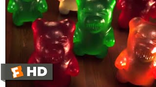 Download Video Goosebumps 2: Haunted Halloween (2018) - Evil Gummi Bears Scene (7/10) | Movieclips MP3 3GP MP4