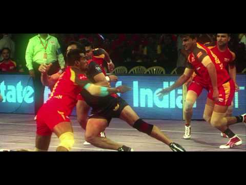 Pro Kabaddi: Le Panga Moments of Week 1!