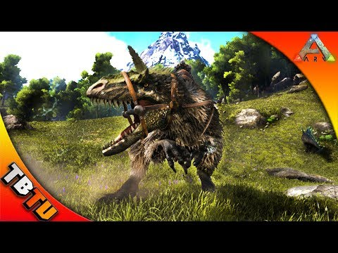 🚩 ARK YUTYRANNUS TAMING AND LOCATION! YUTYRANNUS IS GAME CHANGING! ARk Survival Evolved Patch 258