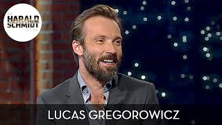 Lucas Gregorowicz über seine Geburt in London | Die Harald Schmidt Show (SKY)
