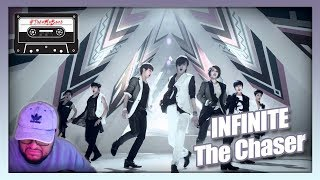 INFINITE - The Chaser Dance Ver. REACTION!!! #TakeMeBack