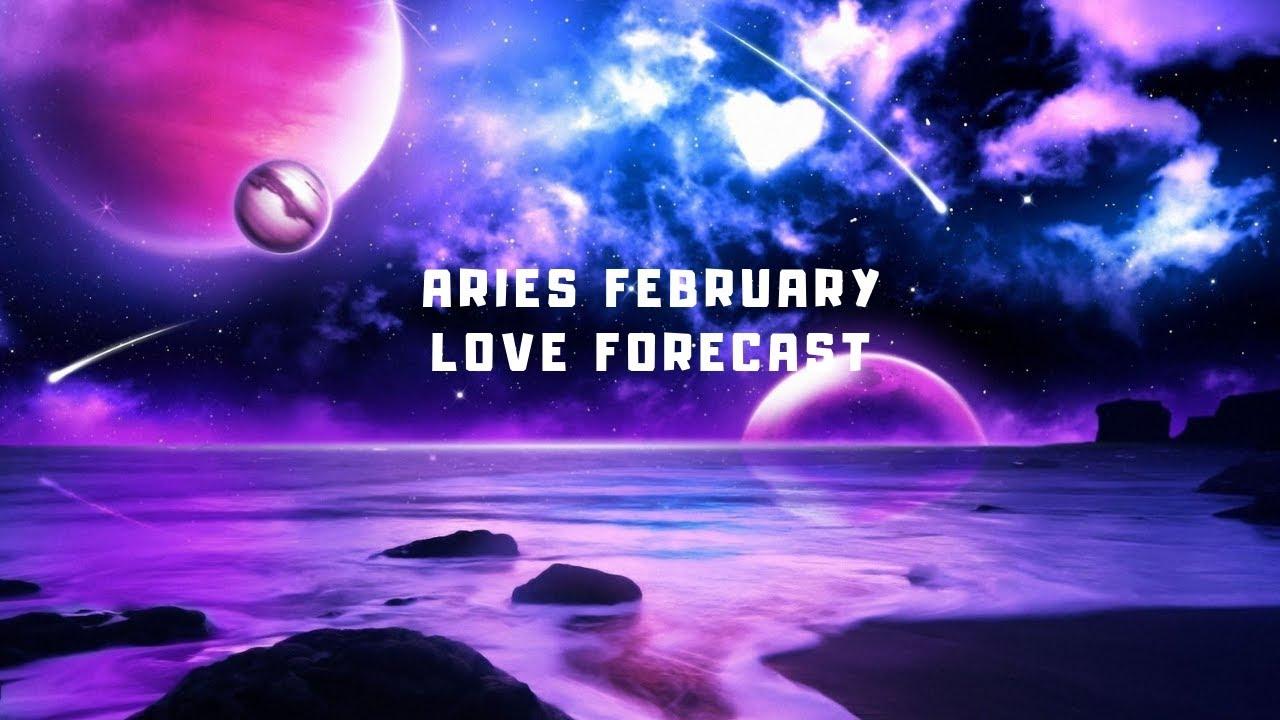 february love tarot aries