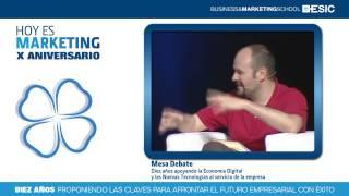 HEM 2013 Madrid - Mesa de debate sobre Economía Digital