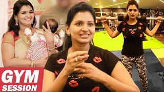 After Pregnancy Workout Tips: Losing Weight – VJ Anandhi