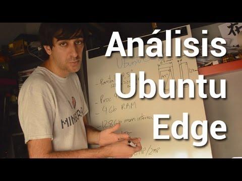 Análisis Ubuntu Edge -La Pizarra Geekzilla-