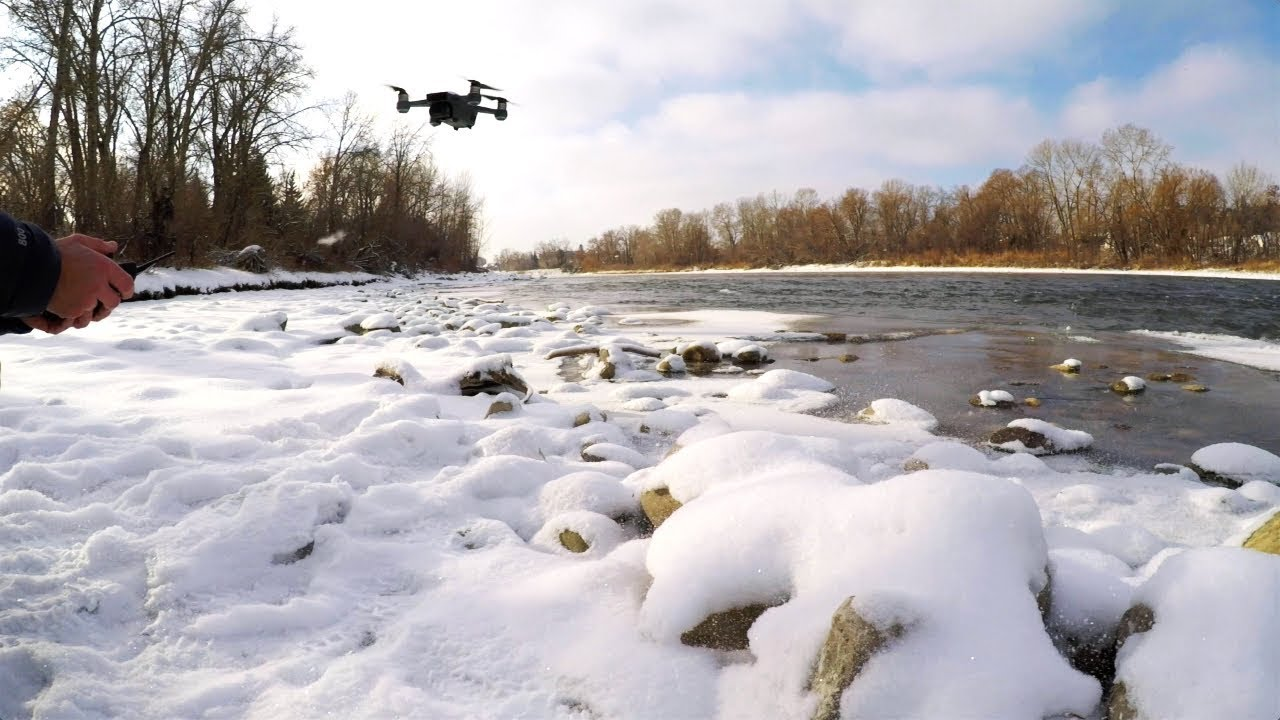 Flying the dji spark in cold weather youtube flying the dji spark in cold weather kristyandbryce Gallery