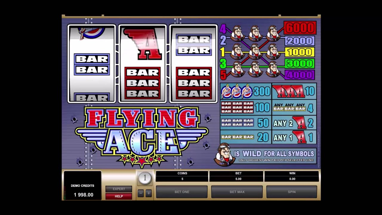 Flying Aces Casino