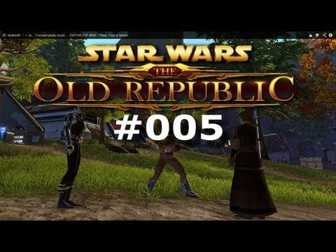 SWTOR [HD] [F2P] #005 - Peter, Paul & Martin ✖ Let's Play Star Wars: The Old Republic