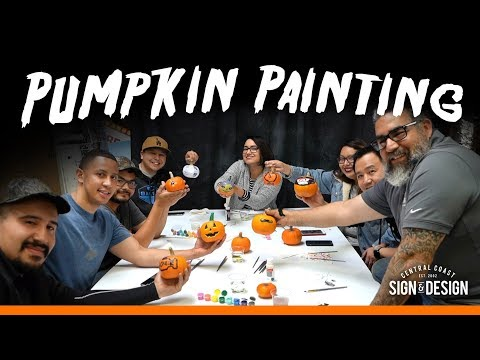CCSD Pumpkin Painting Competition