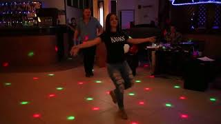 Лезгинка  Красивая Девушка от Души танцует Лезгинку 2015