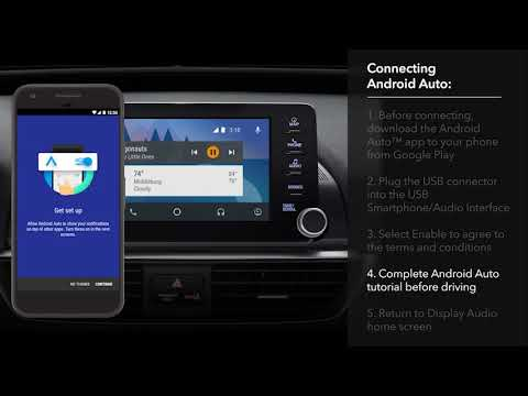 How to Connect Your Android to the 2018 Honda CR-V | Wilde