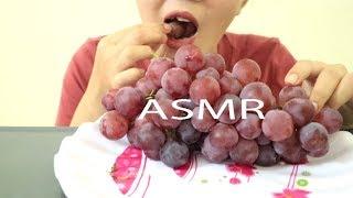 ASMR Grapefruit (eating POPCORN Sound)-NYNY-ASMR
