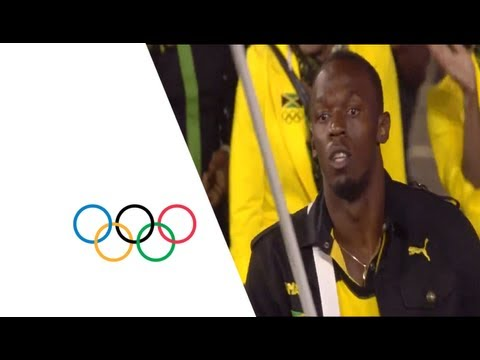 Athletes Parade - Opening Ceremony | London 2012 Olympics