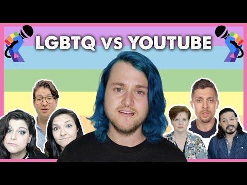 Un Montréalais parmi un groupe de créateurs LGBTQ qui poursuit YouTube