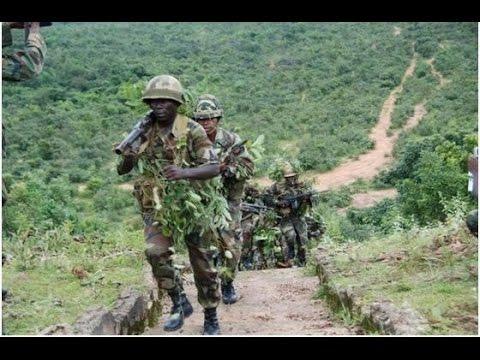 Nigerian Army Update on Insurgency War. (January 04, 2017)