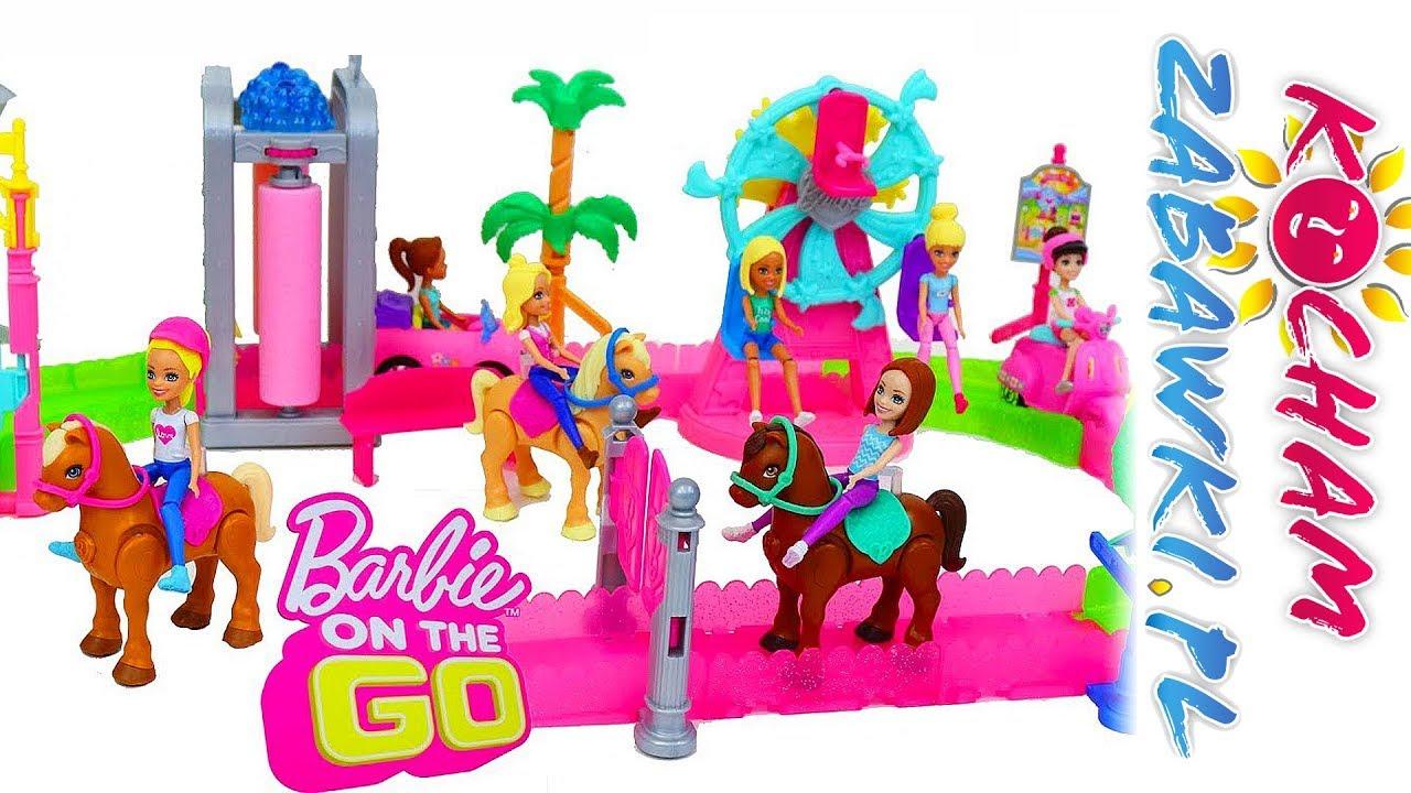 Barbie on the go • Zawody • Kto stanie na podium? • bajki po polsku