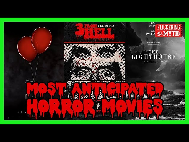 3 Horror Movies To Watch This Fall [2019] | Flickering Myth Podcast Mini