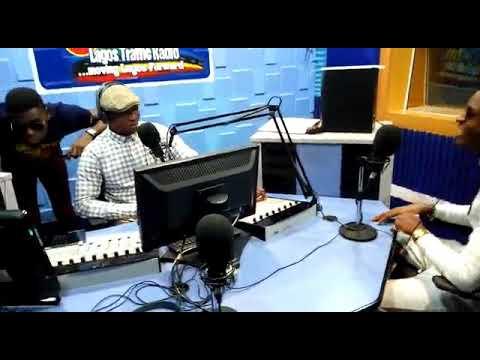 Busta Pop Interview @ Lagos Traffic Radio