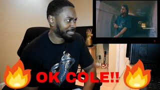 J  Cole Album Of The Year Freestyle WSHH Exclusive   Official Music Video REACTION